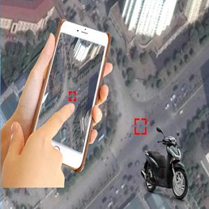 Cách định vị xe máy bằng điện thoại