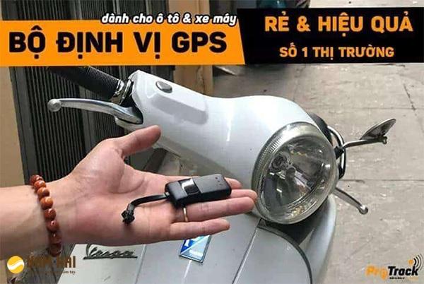 chip định vị GPS siêu nhỏ