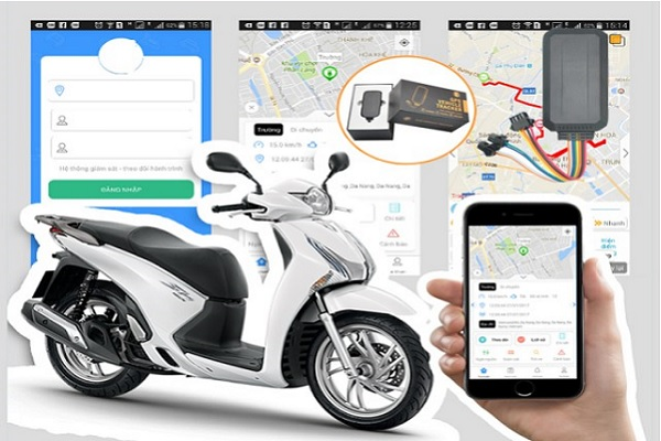 địa chỉ bán thiết bị định vị GPS xe máy