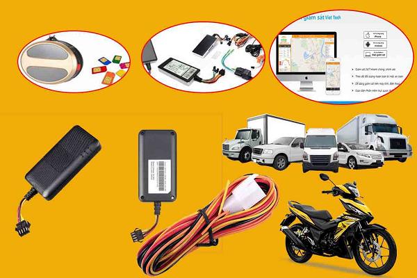 Đánh giá thiết bị định vị xe máy