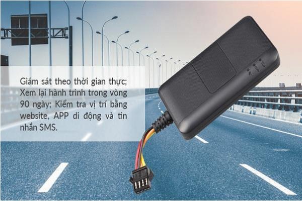 Định vị GPS cho xe máy
