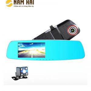 camera hành trình dạng gương G8
