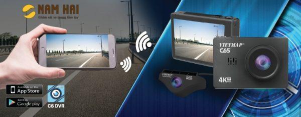Camera hành trình thông minh Vietmap C65
