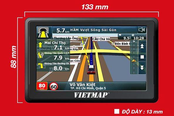 Thiết bị dẫn đường Vietmap A50