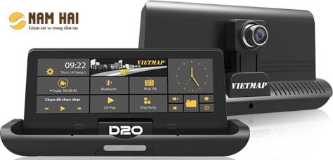 camera hành trình kiêm dẫn đường Vietmap D20
