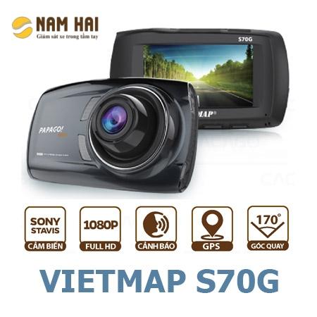 camera hành trình mới nhất papago gosafe S70G