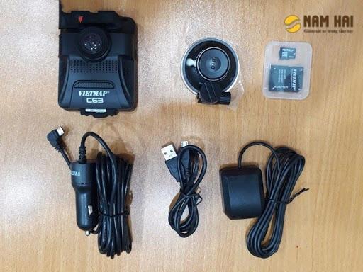 Camera hành trình siêu nhỏ Vietmap C63