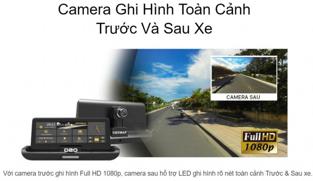 camera hành trình D20
