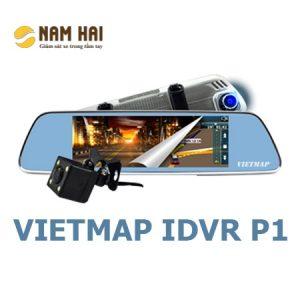 Thiết bị dẫn đường ô tô tốt nhất Vietmap IDVR P1
