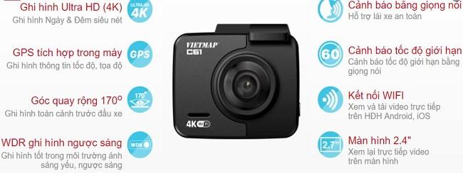 camera hành trình C61