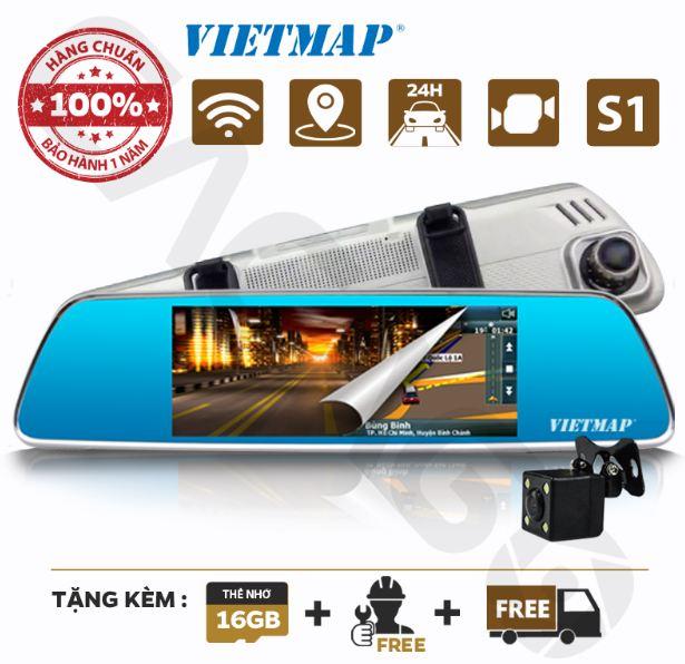 camera hành trình Vietmap IDVR P1